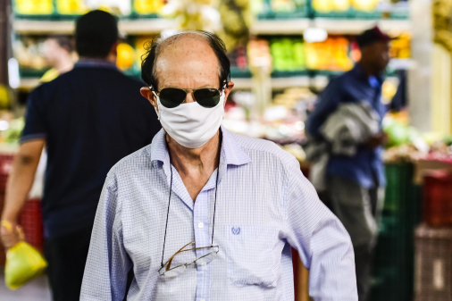Brasil passa de 46 mil casos de coronavírus e se aproxima de 3 mil mortos