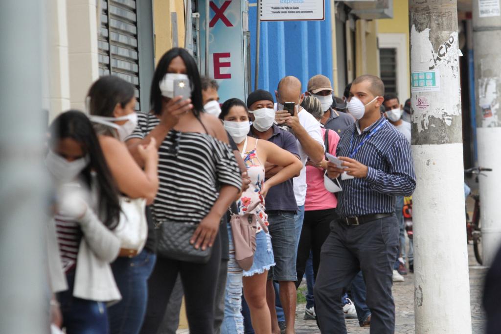 Decreto recomenda que toda a população de SP use máscaras | Jovem Pan
