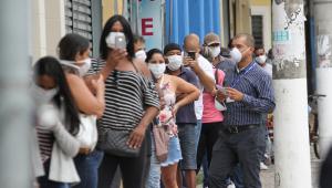 Covid-19: São Paulo registra 655 mil casos confirmados e 25.869 mortes