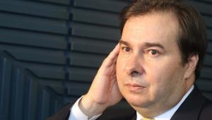 Maia: 'O governo não tem apoio no Parlamento, mas as medidas contra a crise, sim'