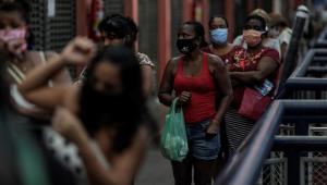 Covid-19: Brasil registra 1.223 novas mortes e mais de 44 mil casos em 24h