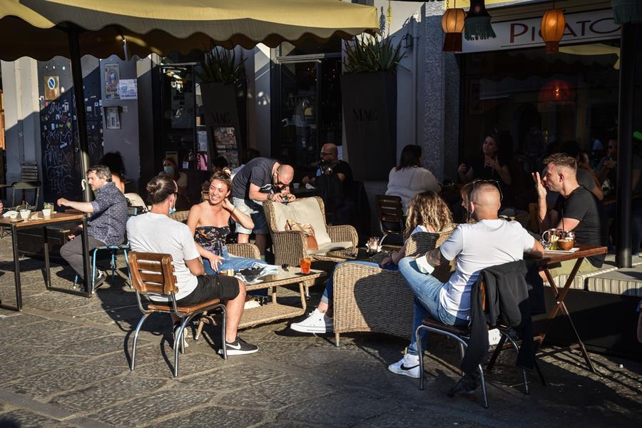 Itália tem 70 novas mortes e 593 casos confirmados da Covid-19 – Jovem Pan