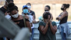 Brasil tem 24.512 mortes por Covid-19; casos confirmados superam 391 mil