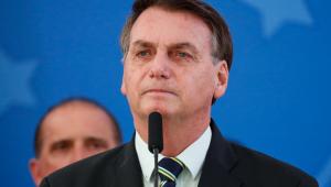 EXCLUSIVO: Bolsonaro diz que não entregará celular à Justiça: 'Só se fosse um rato'
