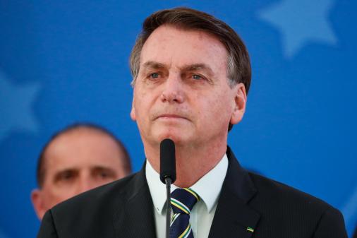Bolsonaro admite pela primeira vez que procurou centrão 'para atingir governabilidade'