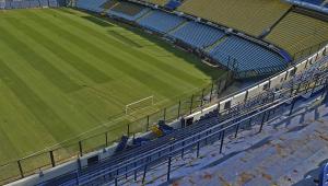 Volta do futebol na Argentina parece distante, diz ministro dos Esportes