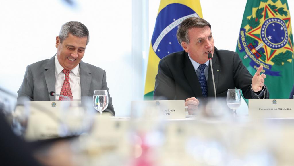 Vídeo de reunião ministerial gera reações entre políticos – Jovem Pan