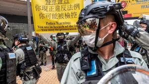 Hong Kong deixou de ser autônoma em relação à China, diz Mike Pompeo