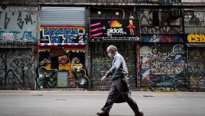 IBGE: 4 em cada 10 empresas que paralisaram atividades apontam como causa a pandemia