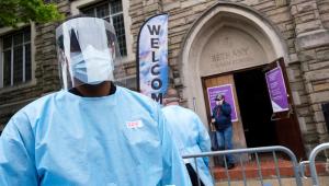 Mundo supera marca de 2 milhões de mortos por Covid-19, diz Johns Hopkins