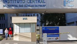 Hospital das Clínicas de SP tem 30% dos pacientes internados de outros estados