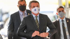 Bolsonaro diz que pode prestar depoimento pessoalmente à PF