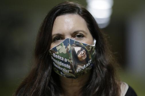 Bia Kicis afirma que, junto a Lira, conseguirá destravar pautas importantes para o Brasil