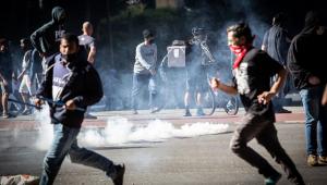 Bolsonaristas X Anti: o bicho pegou na Avenida Paulista