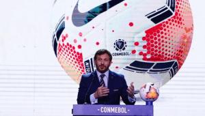 Conmebol discute protocolos sanitários para retomada do futebol