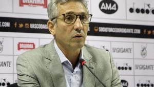 Presidente do Vasco admite casos de covid-19 entre jogadores testados