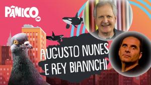 AUGUSTO NUNES E REY BIANNCHI | PÂNICO - AO VIVO - 28/05/20