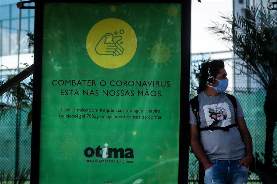Alavancada pelo Brasil, América do Sul é novo epicentro mundial da pandemia – Jovem Pan