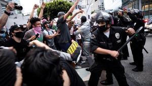 Protestos: Nova York decreta toque de recolher e dobra presença policial