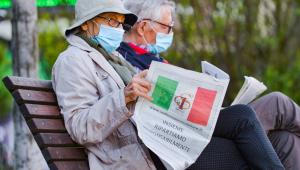 Itália tem menor número de novos casos de Covid-19 desde fevereiro