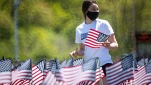 Estados Unidos registram 91 mil casos de Covid-19 em 24 horas