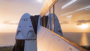 EUA lançam cápsula tripulada da SpaceX ao espaço; assista