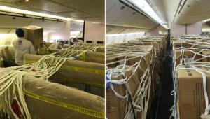 Governo informa chegada de máscaras da China e doação de respiradores dos EUA