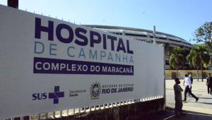 Rio de Janeiro mantém cronograma e desmonta mais três hospitais de campanha