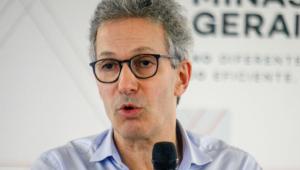Zema: 'Hospitais de Minas Gerais estão ociosos'