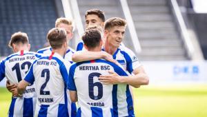 Campeonato Alemão: Hertha Berlin vence Augsburg; Schalke sofre 4ª derrota seguida