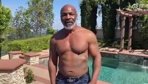 Popó reprova retorno de Mike Tyson: 'Aos 53 anos, ele é vovô para o boxe'
