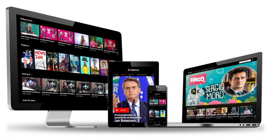 Jovem Pan concorre a dois prêmios iBest: melhor plataforma digital e melhor streaming; veja como votar – Jovem Pan