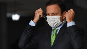 Doria fala em 'desastre econômico irreversível' caso Bolsonaro fure teto de gastos