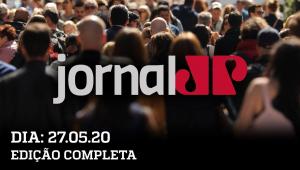 Jornal Jovem Pan  -  27/05/20