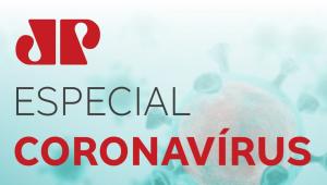 Jovem Pan Especial : Coronavirus - 16/05/2020 - AO VIVO