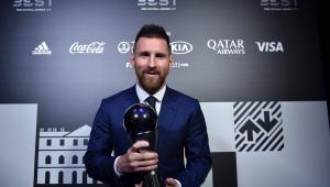Fifa confirma prêmio The Best para os melhores da temporada 2019/20