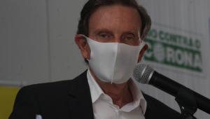 Crivella anuncia flexibilização da quarentena em seis fases no RJ