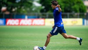 Cruzeiro retoma treinos após após finalizar testes de covid-19