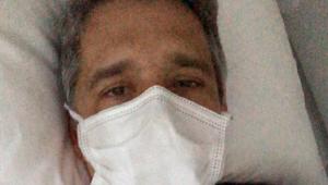 Marcio Garcia passa por cirurgia após acidente doméstico: 'Uma bobagem'
