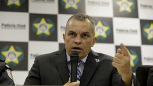 Secretário da Polícia Civil do Rio pede exoneração do cargo