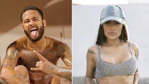 Neymar se envolve em polêmica com ex-BBB Flayslane: 'Você me envergonha'