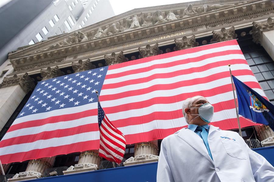 NYSE coronavírus, nova york, bolsa de valores