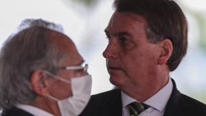 'Não acho que vou ser demitido nos próximos meses', diz Guedes