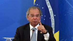Trindade: Guedes se afasta da política e mantém distância de adversários de Bolsonaro no Congresso