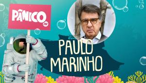 PAULO MARINHO | PÂNICO - AO VIVO - 27/05/20