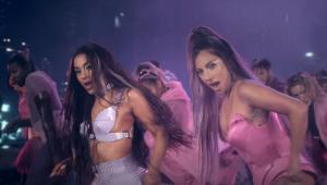 Lady Gaga e Ariana Grande estão em futuro distópico no clipe de 'Rain On Me'