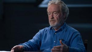 Ridley Scott fecha parceria com Apple TV+ para produção de séries