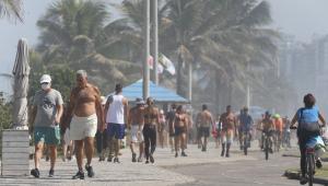 Pra pegar praia no RJ, vai precisar reservar via app