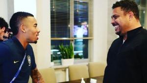 Gabriel Jesus vira sócio de Ronaldo Fenômeno em empresa de gestão financeira