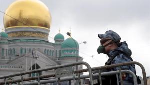 Rússia tem 9.268 novos casos de covid-19 em 24h e total ultrapassa 405 mil
